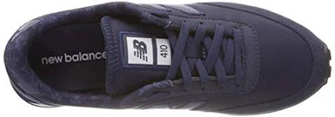 New Balance  WL410  women's Shoes (Trainers) in Blue Image 7
