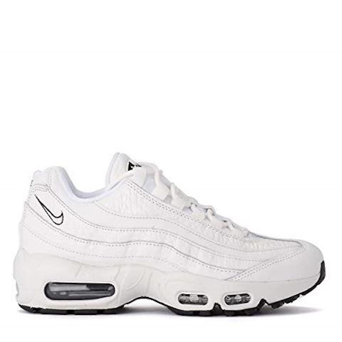 e9b5680cfaa8c Nike Air Max 95 Women s Shoe - White Image