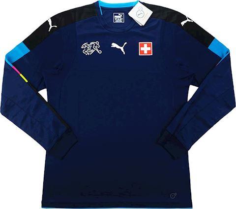 Puma Switzerland Mens LS Goalkeeper Home Shirt 2016 Image