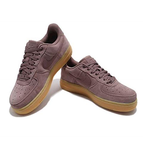 Nike Air Force 1'07 SE Women's Shoe - Purple Image 6