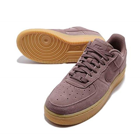 Nike Air Force 1'07 SE Women's Shoe - Purple Image 7