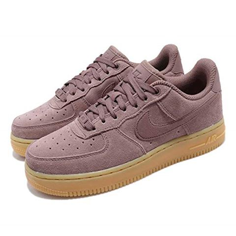 Nike Air Force 1'07 SE Women's Shoe - Purple Image 8