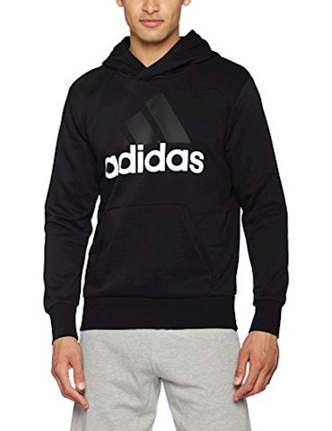 adidas Essentials Linear Pullover Hoodie Image