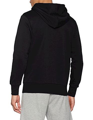 adidas Essentials Linear Pullover Hoodie Image 2
