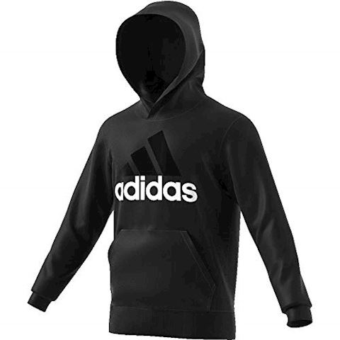 adidas Essentials Linear Pullover Hoodie Image 4