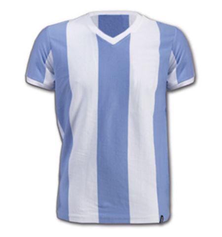 Argentina Mens SS Home Shirt 1960 Image
