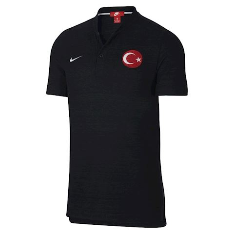 c6a9087a1 Nike Turkey Authentic Grand Slam Men's Polo - Black | 891779-010 ...