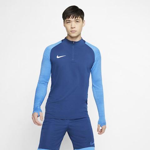 3faba49ff0 Nike Dri-FIT Strike Men's Football Drill Top - Blue