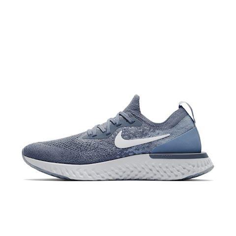Nike Epic React Flyknit Women's Running Shoe - Blue Image
