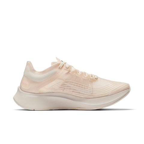 Nike Zoom Fly SP Women's Running Shoe - Cream Image 3