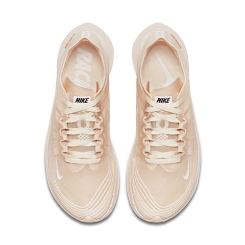 Nike Zoom Fly SP Women's Running Shoe - Cream Image 4