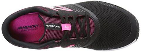New Balance 577v4 Leather Trainer Women's Training Shoes Image 8