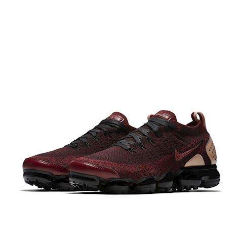 Nike Air VaporMax Flyknit 2 NRG Men's Shoe - Red Image 2