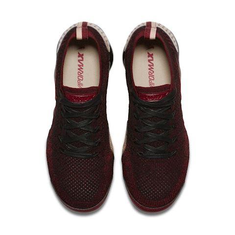 Nike Air VaporMax Flyknit 2 NRG Men's Shoe - Red Image 4