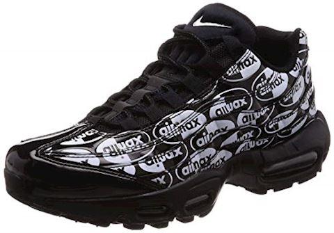 Nike Air Max 95 Premium Men's Shoe - Black Image