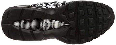 Nike Air Max 95 Premium Men's Shoe - Black Image 3