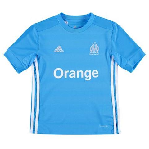 adidas Marseille Kids SS Away Shirt 2017/18 Image
