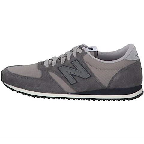New Balance  U420  women's Shoes (Trainers) in Blue Image 2