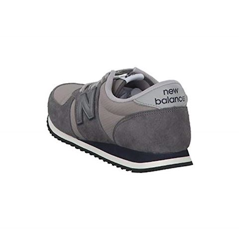 New Balance  U420  women's Shoes (Trainers) in Blue Image 4