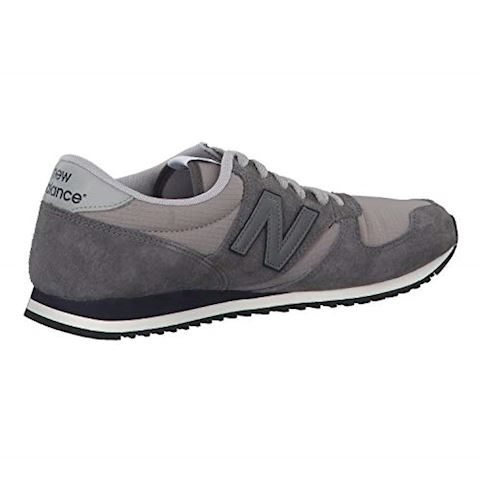 New Balance  U420  women's Shoes (Trainers) in Blue Image 7