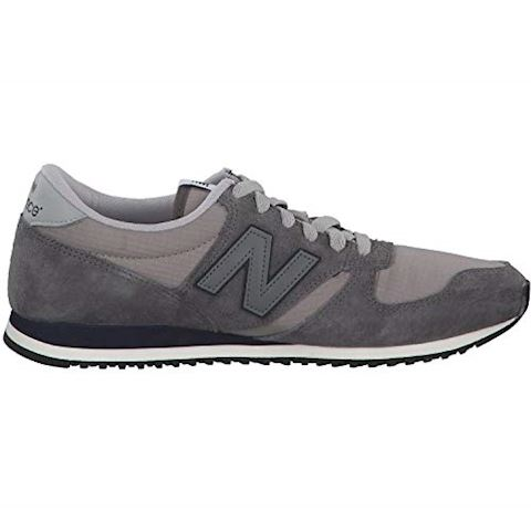 New Balance  U420  women's Shoes (Trainers) in Blue Image 8