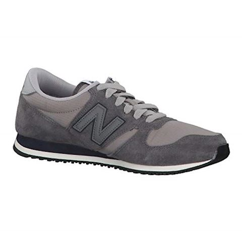 New Balance  U420  women's Shoes (Trainers) in Blue Image 9