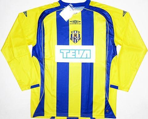 Umbro SFC Opava Mens LS Home Shirt 2008/10 Image