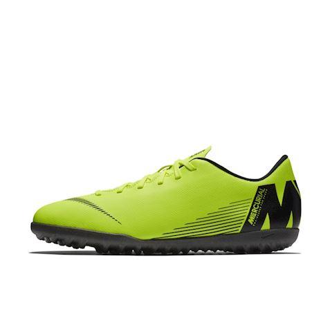 Nike MercurialX Vapor XII Club Turf Football Shoe - Yellow Image