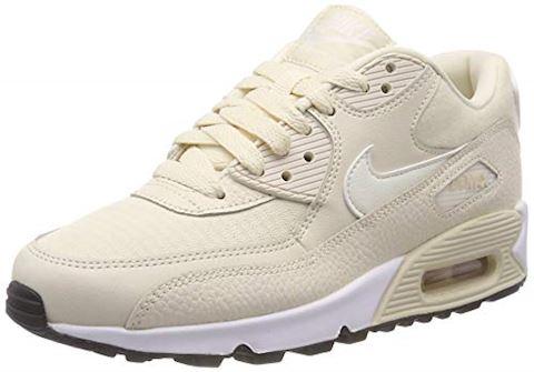 Nike Air Max 90 Women's Shoe - Cream Image