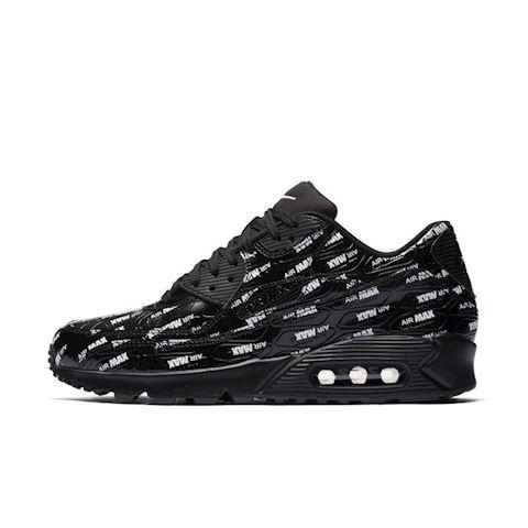 Nike Air Max 90 Premium Men's Shoe - Black Image