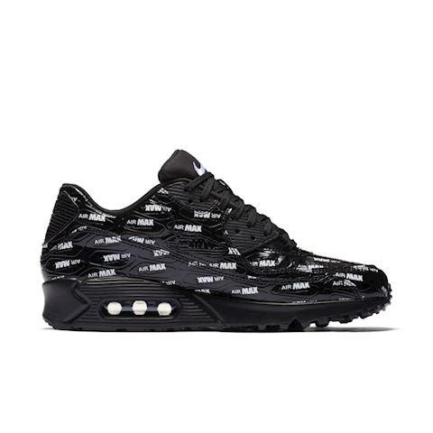 Nike Air Max 90 Premium Men's Shoe - Black Image 3