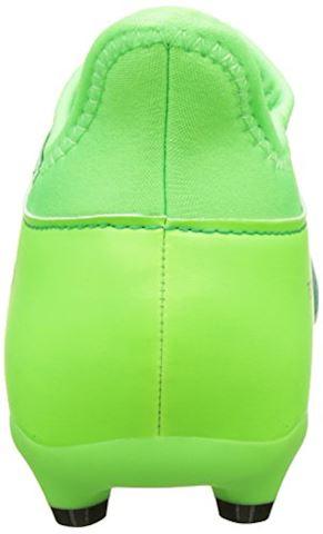 adidas X 16.3 Turbocharge Pack FG Kids Football Boots Green Image 2