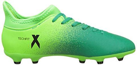 adidas X 16.3 Turbocharge Pack FG Kids Football Boots Green Image 6