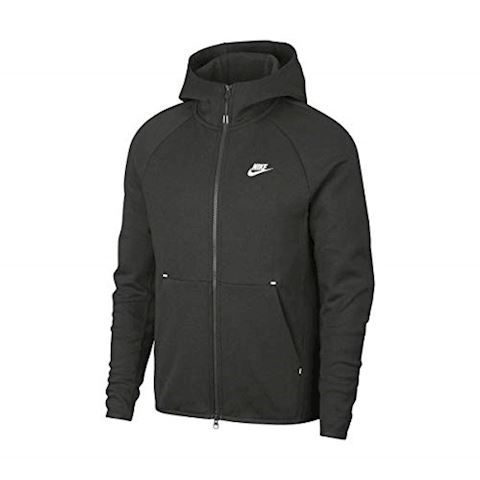 buy popular b95e0 474a1 Nike Sportswear Tech Fleece Mens Full-Zip Hoodie - Olive Image