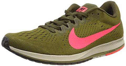 Nike Zoom Streak 6 Unisex Racing Shoe - Green Image