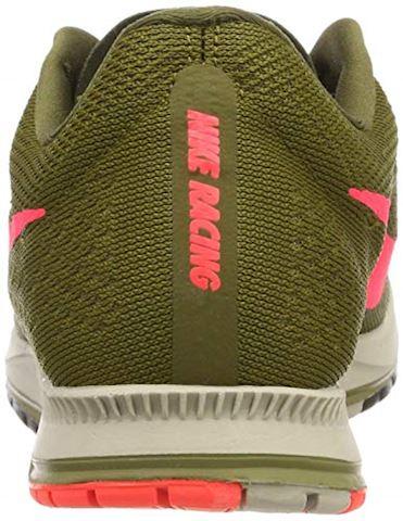 Nike Zoom Streak 6 Unisex Racing Shoe - Green Image 2