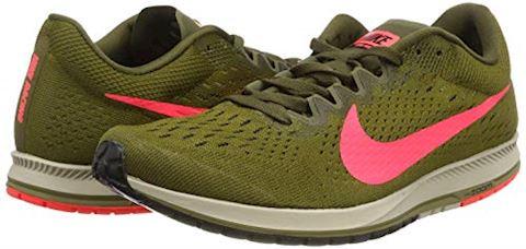 Nike Zoom Streak 6 Unisex Racing Shoe - Green Image 5