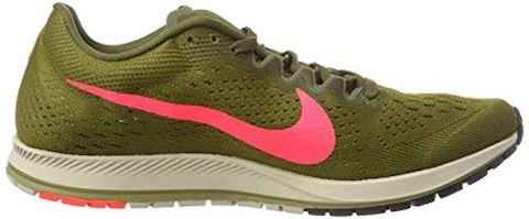 Nike Zoom Streak 6 Unisex Racing Shoe - Green Image 6