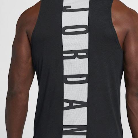 d6541b390 Nike Jordan 23 Alpha Men's Sleeveless Training Top - Black | 892071 ...