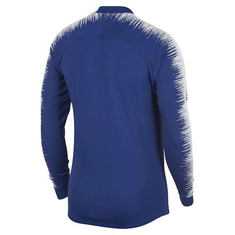 Nike Chelsea FC Anthem Men's Football Jacket - Blue Image 2