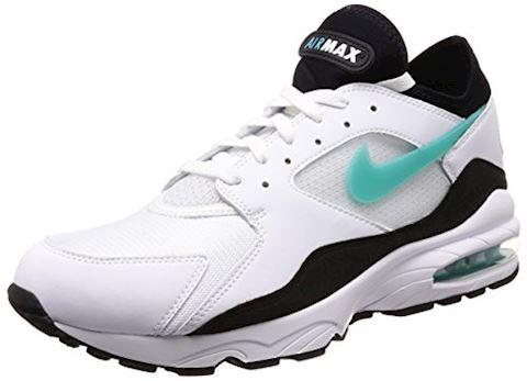 Nike Air Max 93 Men's Shoe - White Image