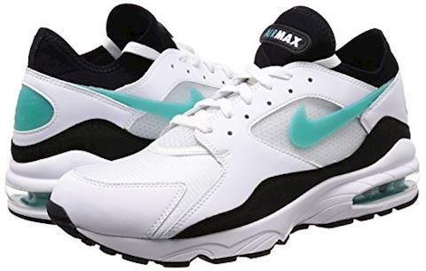 Nike Air Max 93 Men's Shoe - White Image 5