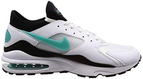 Nike Air Max 93 Men's Shoe - White Image 6