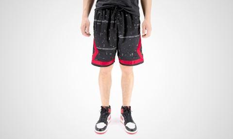 Nike Jordan Lifestyle Last Shot Diamond Men's Shorts - Black Image