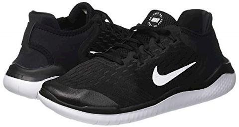 Nike Free RN 2018 Older Kids'Running Shoe - Black Image 5