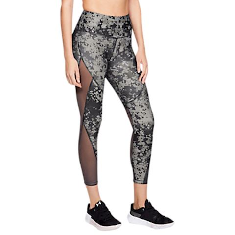 Under Armour Women's HeatGear Armour Print Ankle Crop Image