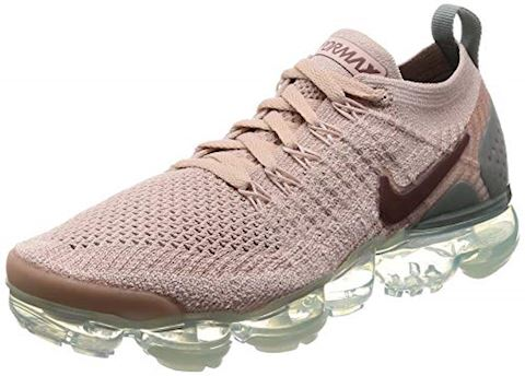 Nike Air VaporMax Flyknit 2 Women's Running Shoe - Cream Image