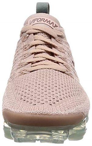 Nike Air VaporMax Flyknit 2 Women's Running Shoe - Cream Image 4