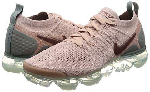 Nike Air VaporMax Flyknit 2 Women's Running Shoe - Cream Image 5