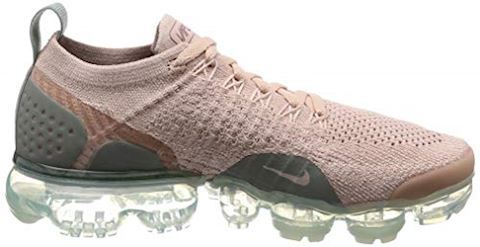 Nike Air VaporMax Flyknit 2 Women's Running Shoe - Cream Image 6